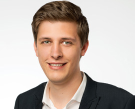 Techniker Martin Birkner