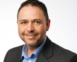 Techniker Sven Krüger